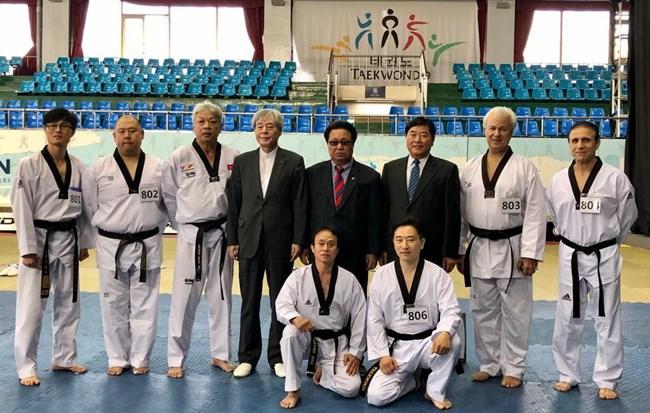 Võ sư Taekwondo Nguyễn Thanh Huy, những giá trị cốt lõi truyền dạy cho các thế hệ học trò (08/07/2021)