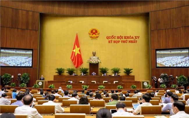 THỜI SỰ 12H TRƯA 28/07/2021: QH biểu quyết thông qua số lượng thành viên Chính phủ nhiệm kỳ mới gồm 27 thành viên