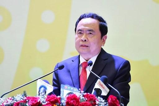 Ông Trần Thanh Mẫn: Thành công cuộc bầu cử cho thấy sức mạnh tổng hợp của Nhân dân (20/07/2021)