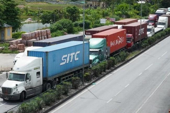 """Kết nối vận tải """"luồng xanh"""" – cần tháo gỡ ngay những vướng mắc (27/07/2021)"""