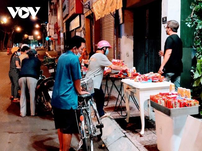 Tấm lòng người thành phố Hồ Chí Minh trong tâm dịch (12/7/2021)