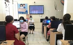 Hà Nội: Tuyển sinh đầu cấp trực tuyến đảm bảo phòng dịch (15/7/2021)