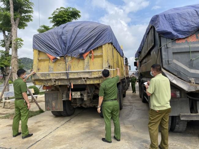 Sơn La: Ngăn chặn gần 20 tấn khoáng sản không rõ nguồn gốc lưu thông trên thị trường (22/7/2021)