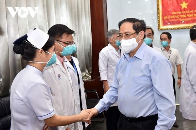THỜI SỰ 6H SÁNG 2/8/2021: Thủ tướng Phạm Minh Chính viết thư động viên các lực lượng tuyến đầu chống dịch Covid-19.