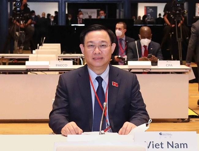 THỜI SỰ 18H CHIỀU 12/9/2021: Chủ tịch Quốc hội Vương Đình Huệ kết thúc tốt đẹp chuyến thăm và làm việc tại 3 nước Châu Âu