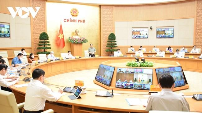 THỜI SỰ 18H CHIỀU 11/9/2021: Ban Chỉ đạo Quốc gia phòng, chống dịch COVID-19 họp trực tuyến với thành phố Hà Nội, TP.HCM, Bình Dương, Đồng Nai, Long An và Kiên Giang