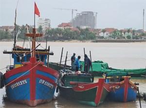 Quảng Bình: Chuẩn bị phương án di dời dân tránh bão và sạt lở đất (10/09/2021)