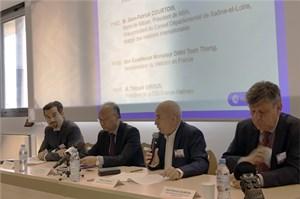 Hiệp định tự do thương mại EU-Việt Nam (EVFTA) ngày càng thúc đẩy các doanh nghiệp Pháp quan tâm đến Việt Nam