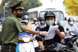 THỜI SỰ 21H30 ĐÊM 20/09/2021: Hà Nội bỏ áp dụng việc cấp giấy đi đường đối với tất cả cá nhân, tổ chức