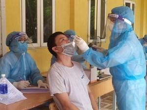 THỜI SỰ 12H TRƯA 20/09/2021: Bộ Y tế có Công điện quán triệt việc xét nghiệm và một số biện pháp phòng, chống dịch COVID-19 khi thực hiện giãn cách xã hội.