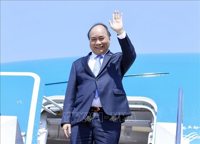 THỜI SỰ 6H SÁNG 18/09/2021: Chủ tịch nước Nguyễn Xuân Phúc lên đường thăm hữu nghị chính thức Cuba