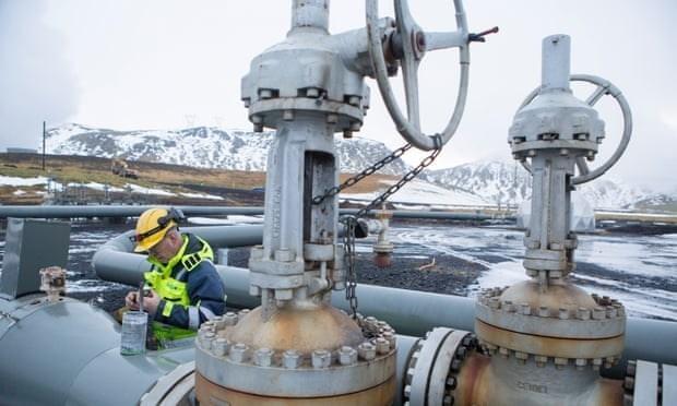 Nhà máy thu khí CO2 lớn nhất thế giới tại Iceland đi vào hoạt động (15/9/2021)