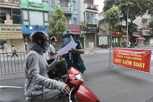 THỜI SỰ 18H CHIỀU 20/09/2021: Hà Nội không kiểm tra giấy đi đường từ 21/9