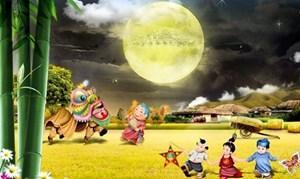 Những món quà đặc biệt dành cho trẻ em mùa trăng tròn (19/9/2021)