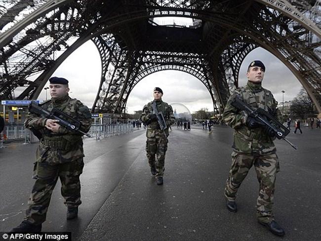 Cảnh báo nguy cơ khủng bố mới ở Châu Âu. (23/3/2016)