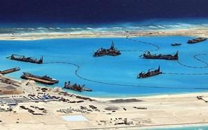 Âm mưu bành trướng của Trung Quốc trên biển Đông. (Hồ sơ sự kiện quốc tế ngày 05/6/2015)