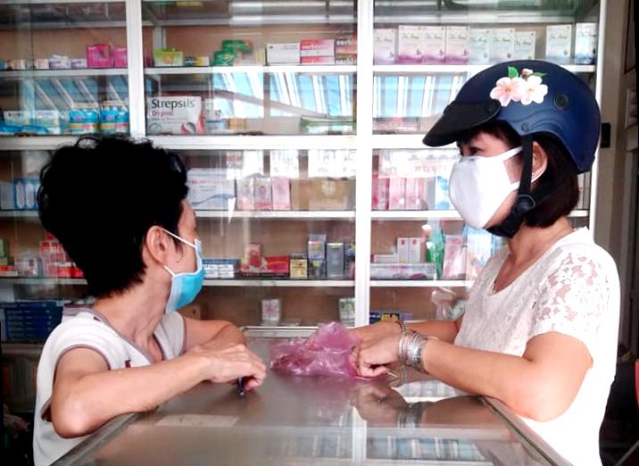 Tiền Giang: Nhiều người dân không mua được khẩu trang y tế  (28/7/2020)