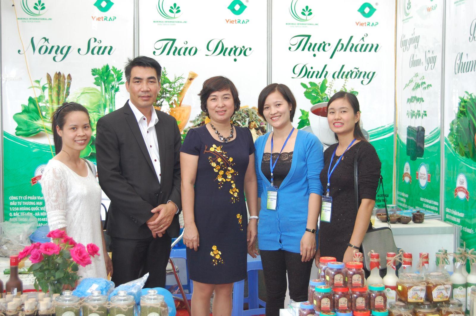 Đầu tư nghiên cứu sản phẩm để tìm đầu ra bền vững cho nông sản Việt. (25/12/2015)
