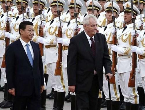 Mục đích chuyến thăm chính thức Cộng hòa Séc của nhà lãnh đạo Trung Quốc Tập Cận Bình. (28/3/2016)