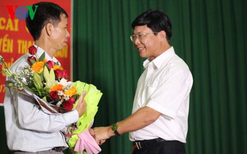 Thời sự chiều ngày 17/4/2015: Tòa án nhân dân tối cao công khai xin lỗi ông Nguyễn Thanh Chấn trước sự chứng kiến của người dân